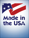 Made in USA m Features